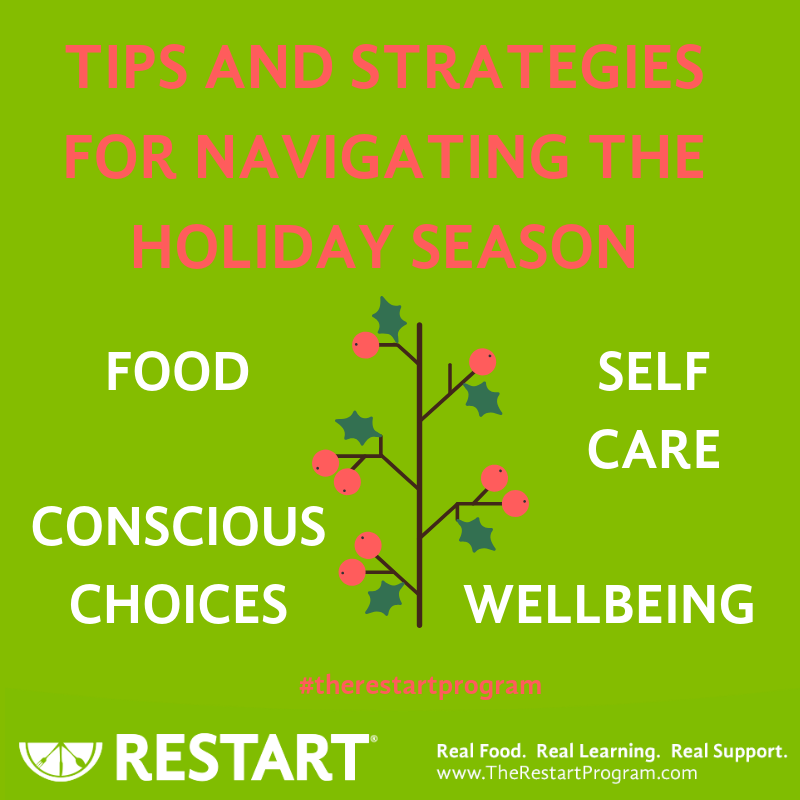 Tips and Strategies for Navigating the Holiday Season.