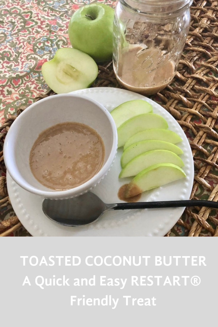 https://www.healthydecadencentp.com/single-post/2017/03/14/Toasted-Coconut-Butter-in-a-Ninja