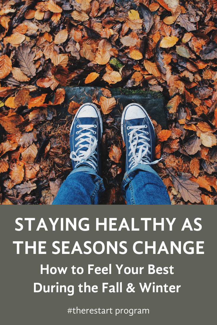 Staying Healthy as the Seasons Change