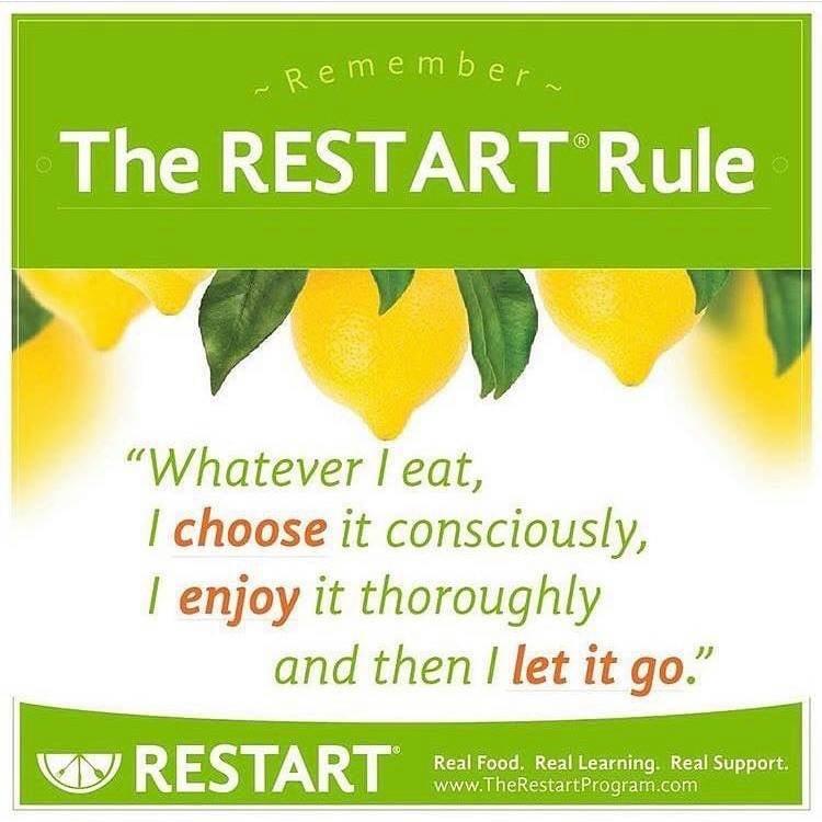 The RESTART® Rule