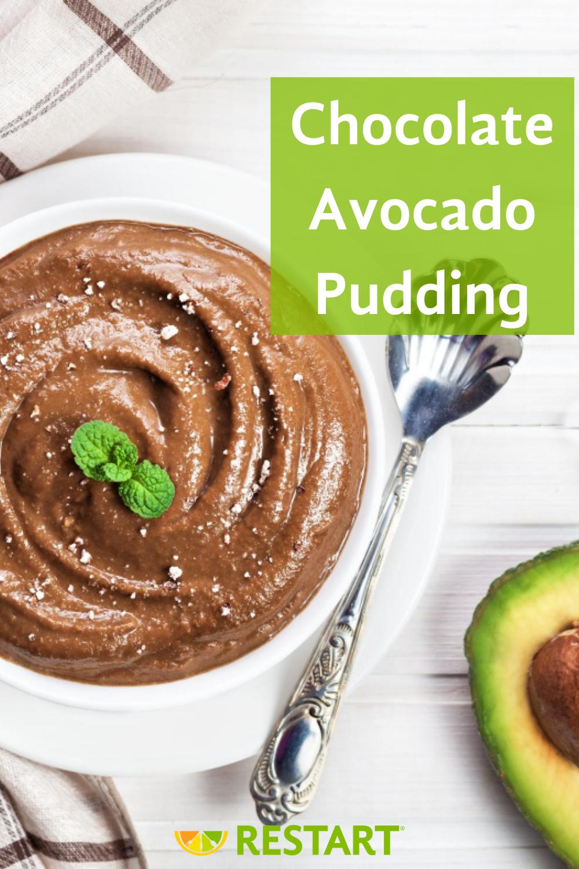 Non-Dairy Chocolate Avocado Pudding Recipe