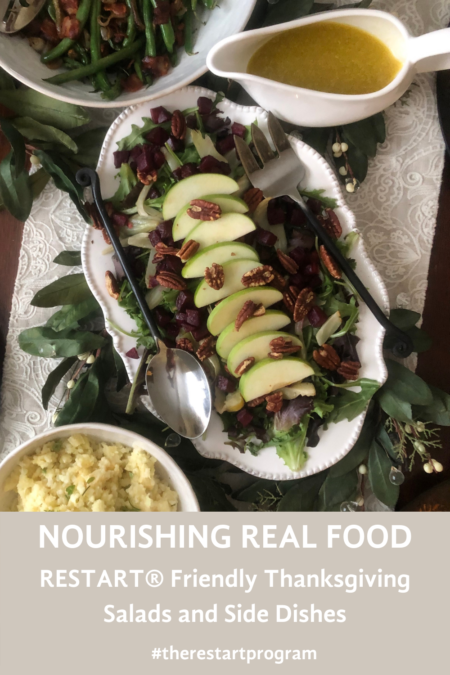 NOURISHING REAL FOOD A RESTART® Friendly Thanksgiving